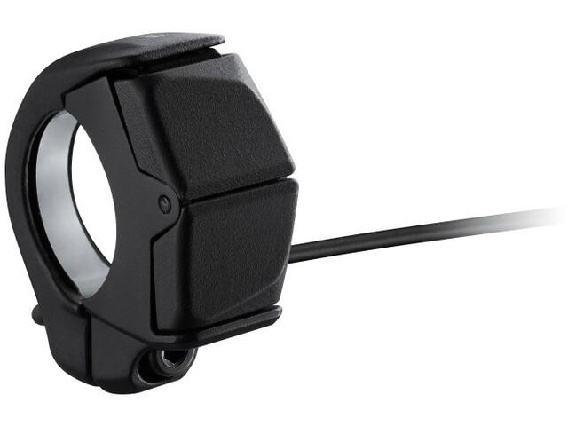 Shimano STEPS SW-E7000-R Gearhåndtag Højre, kabel 700 mm til gear med fastgørelse sort (2019) | Gear levers